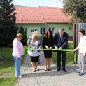 PROJEKT: Zvýšenie energetickej efektívnosti v DSS - Zemianske Podhradie, pavilón pracovnej terapie