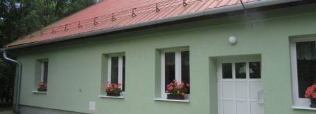 Projekt: zvýšenie energetickej efektívnosti v dss - zemianske podhradie, pavilón pracovnej terapie - 9